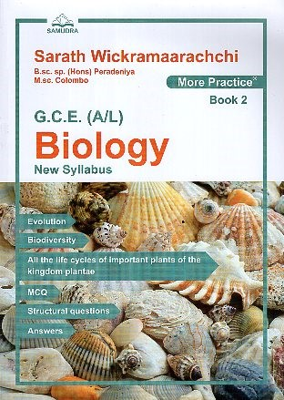 G.C.E. (A/L)- BIOLOGY NEW SYLLABUS