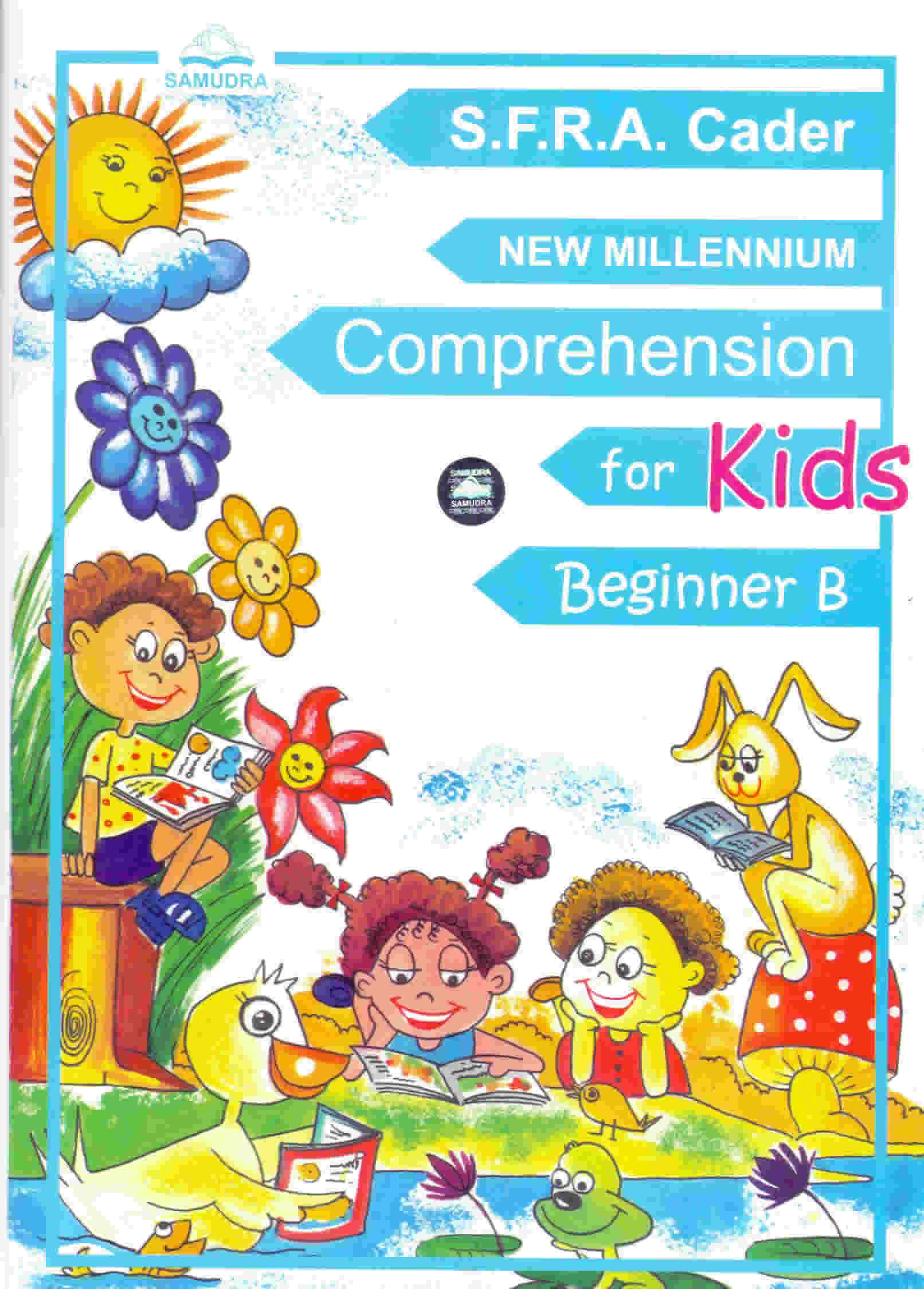 NEW MILLENNIUM COMPREHENSION FOR KIDS BEGINNER B