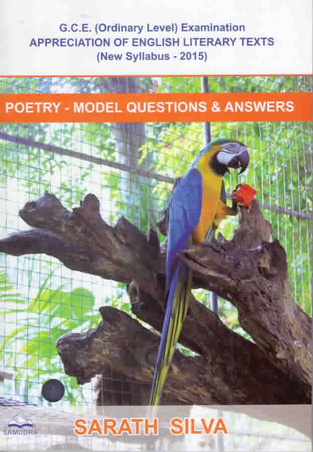 Poetry Model Questions & Answers