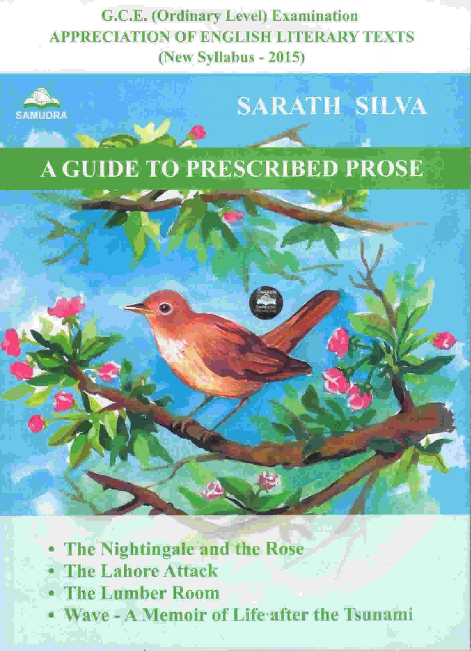 A Guide To Prescribed Prose