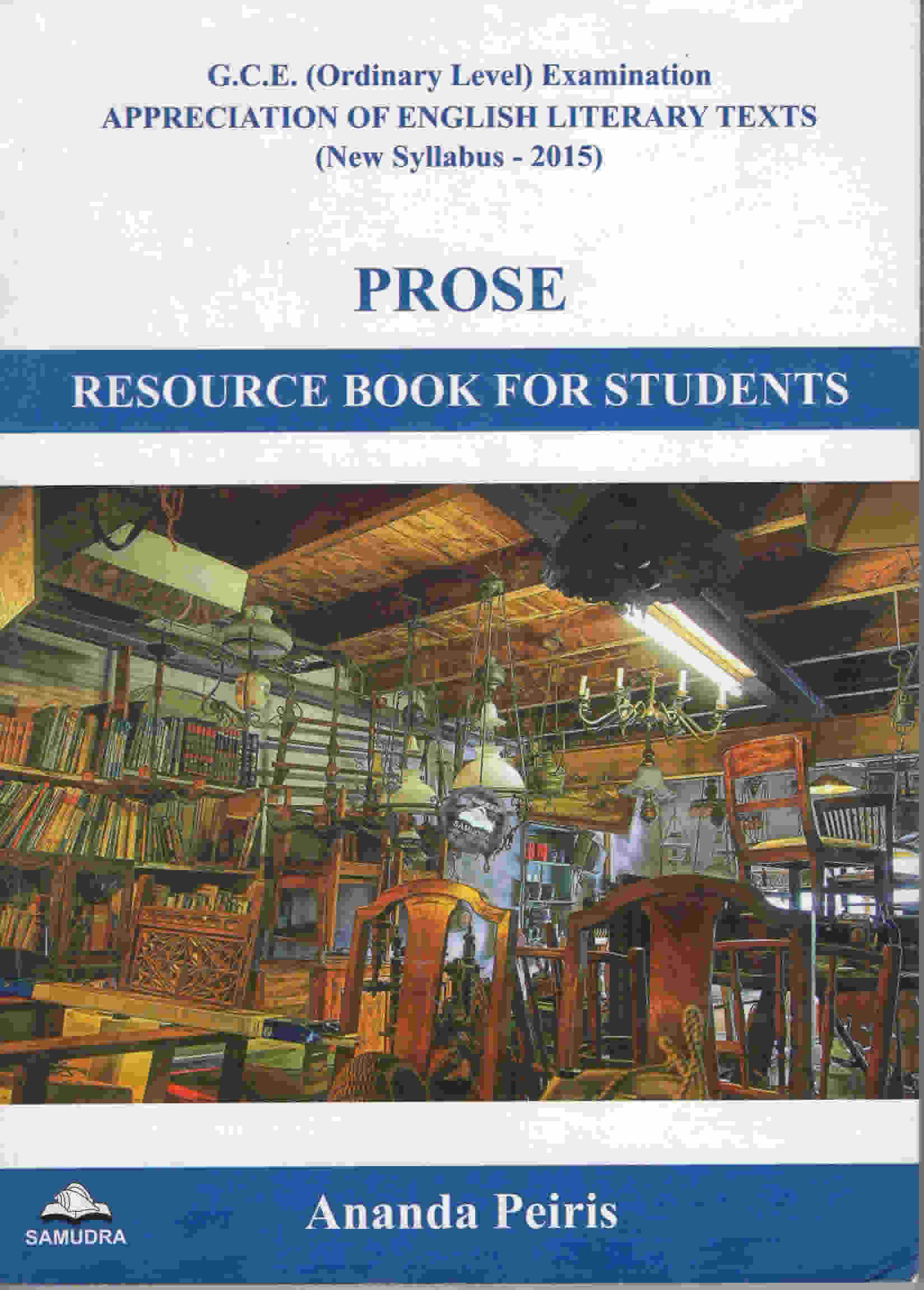 Prose-Resourse Book For Student