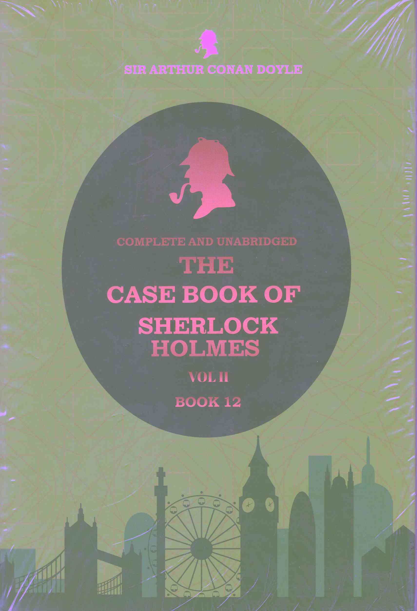 The case Book of Sherlock Homes vol ii Book 12
