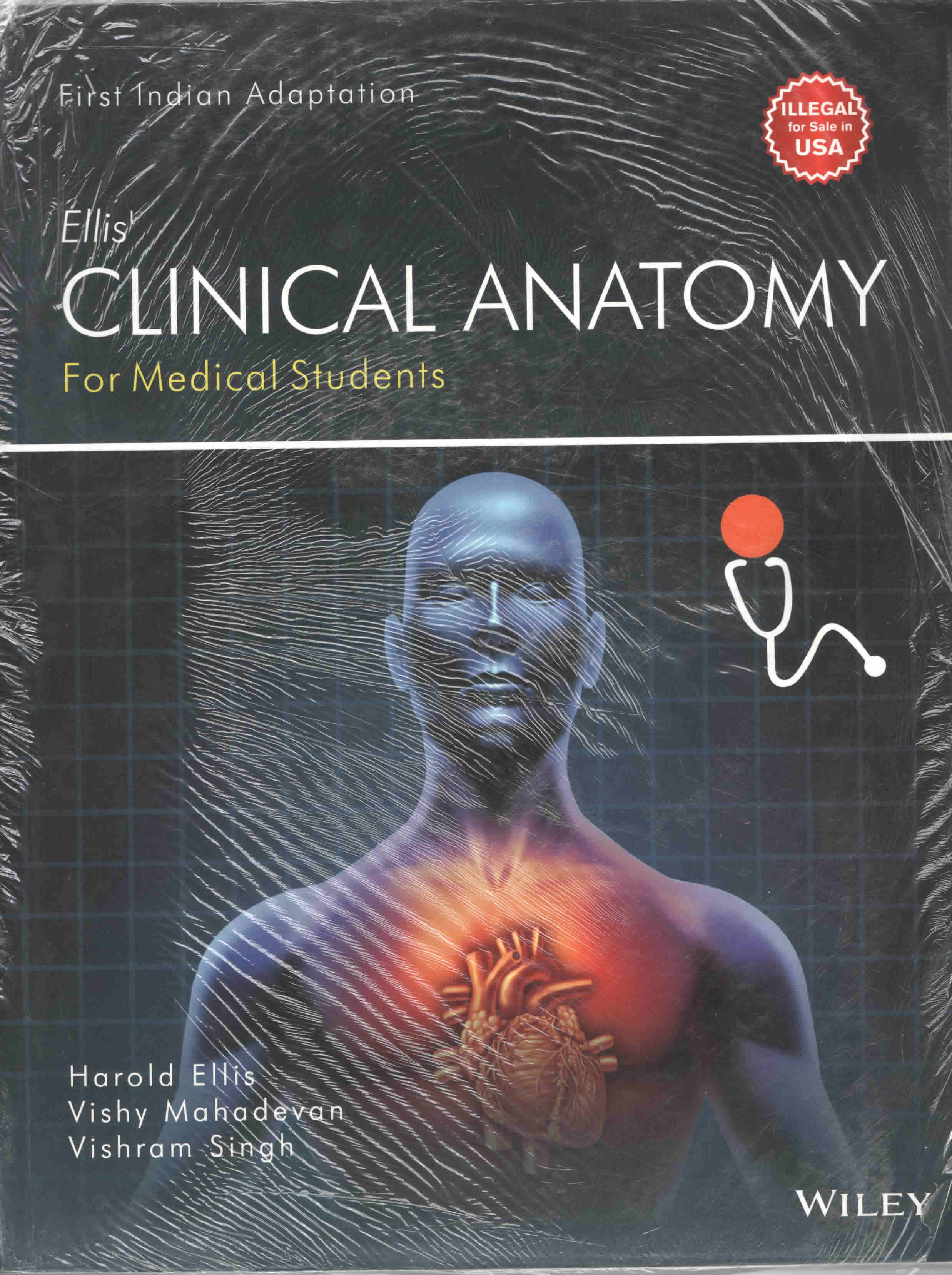 ELLIS CLINICAL ANATOMY FOR MEDICAL STUDENTS