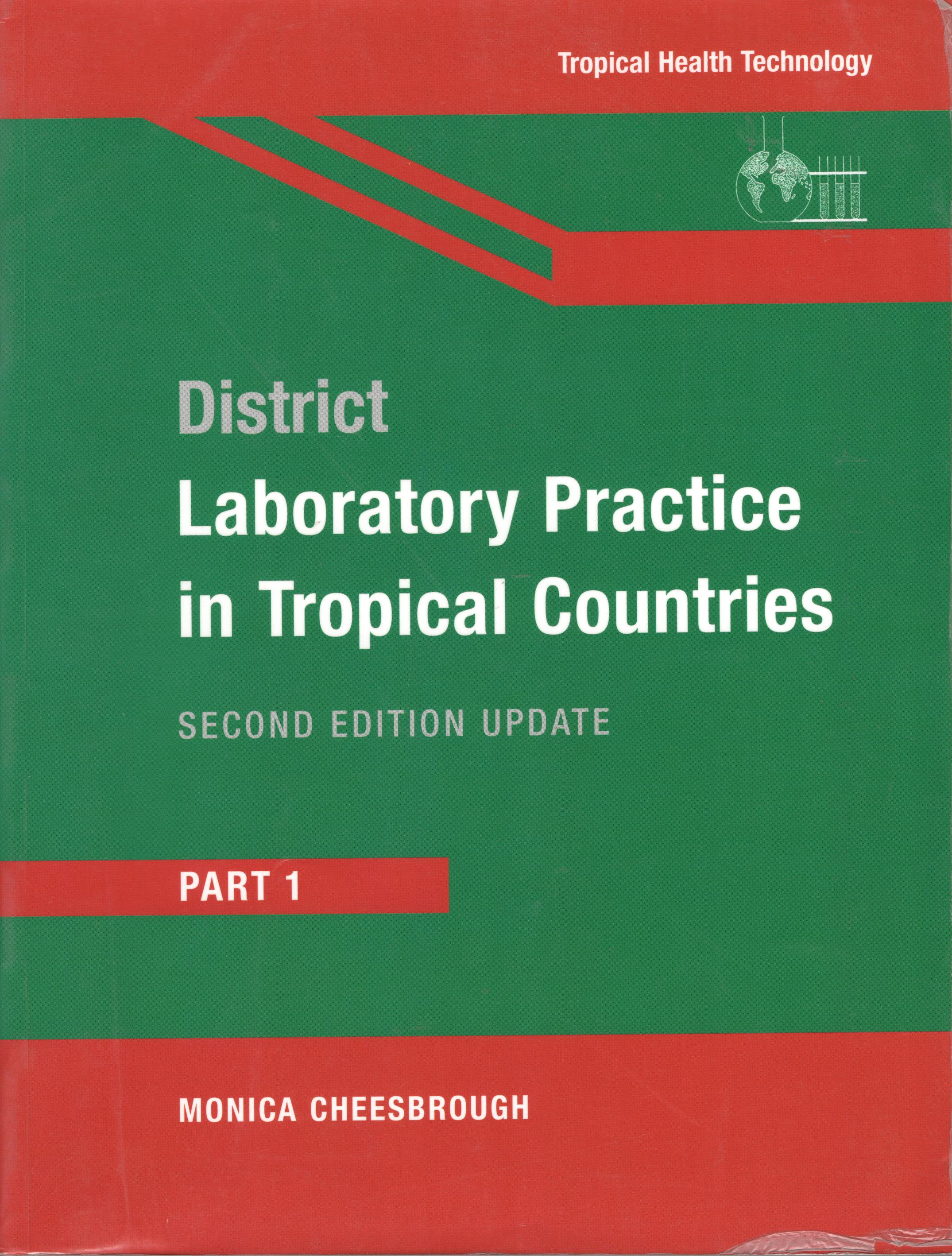DISTRICT LABORATORY PRACTICE IN TROPICAL COUN-2
