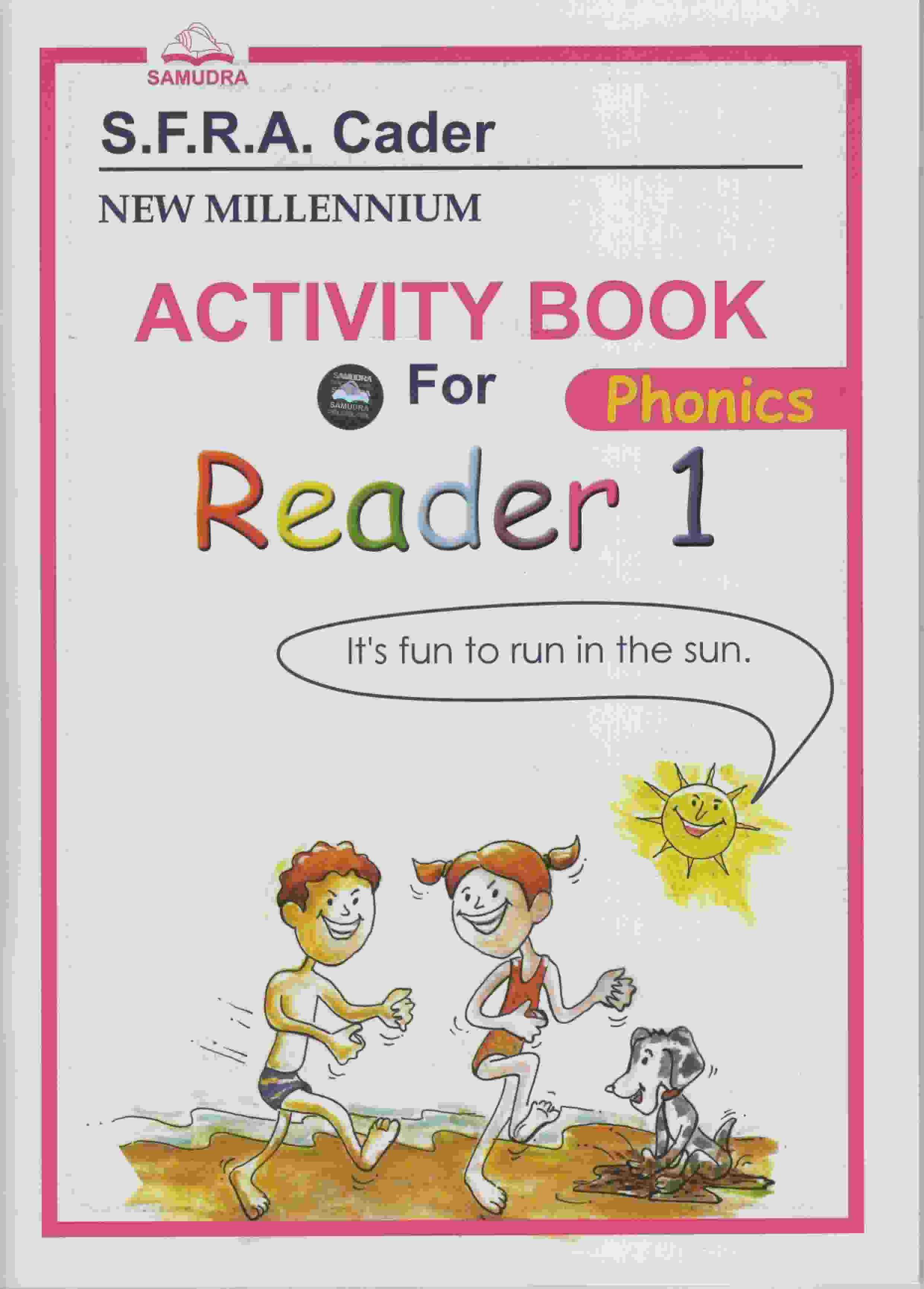 Activity Book For Reader 1