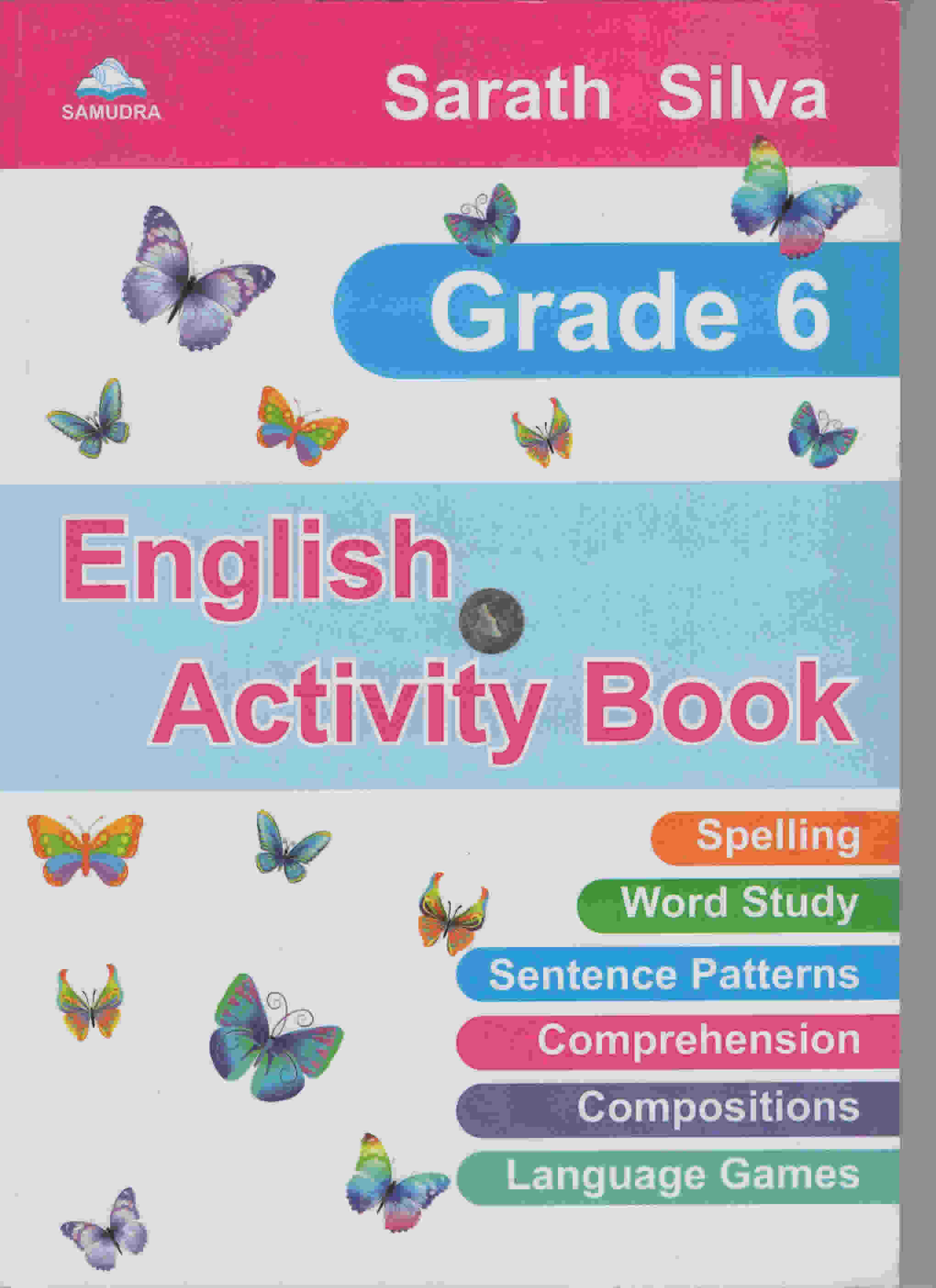 English Activity Book-Grade 6