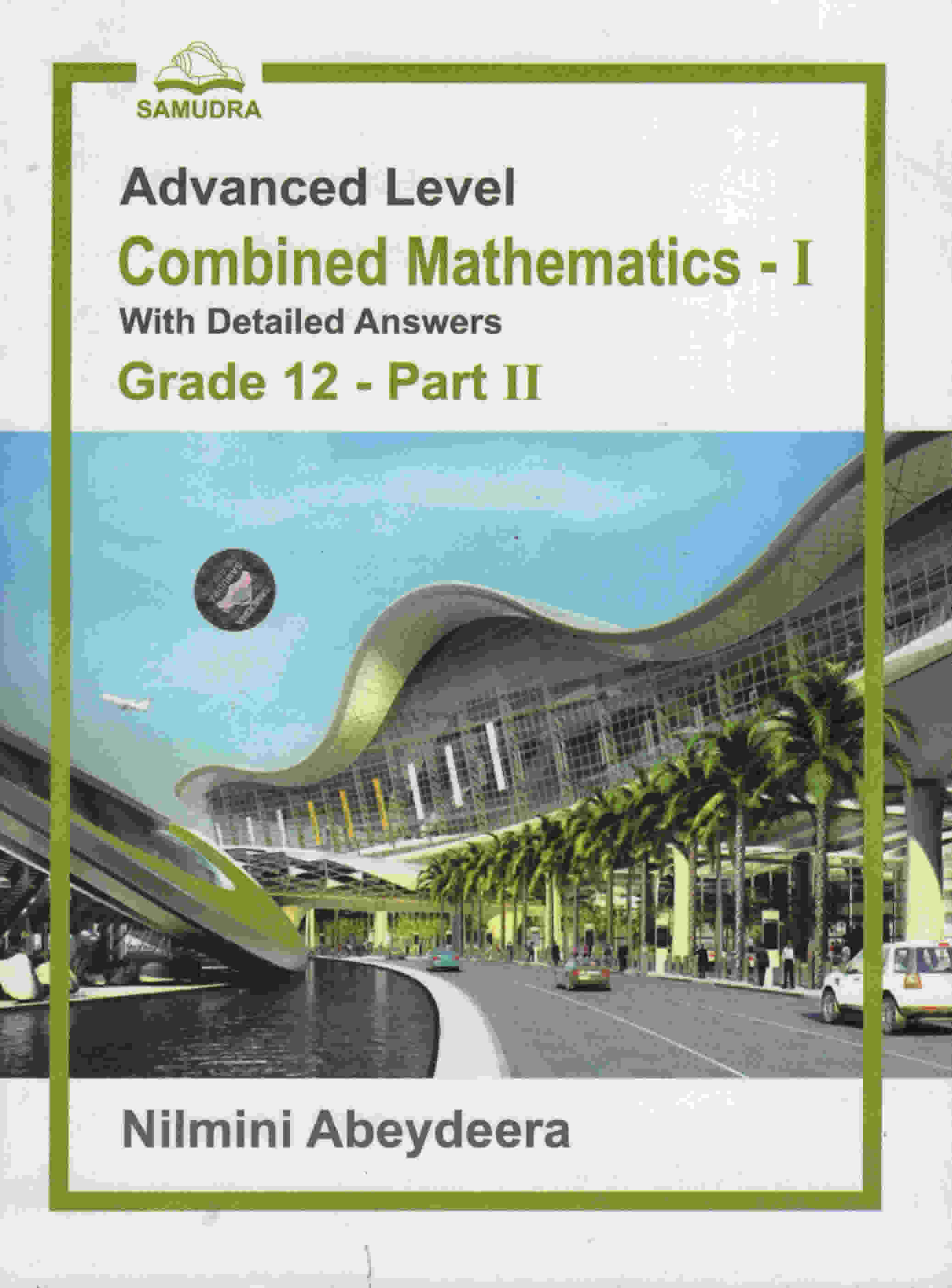 Advance Level Combined Mathematics - I (Part ii ) Grdade 12