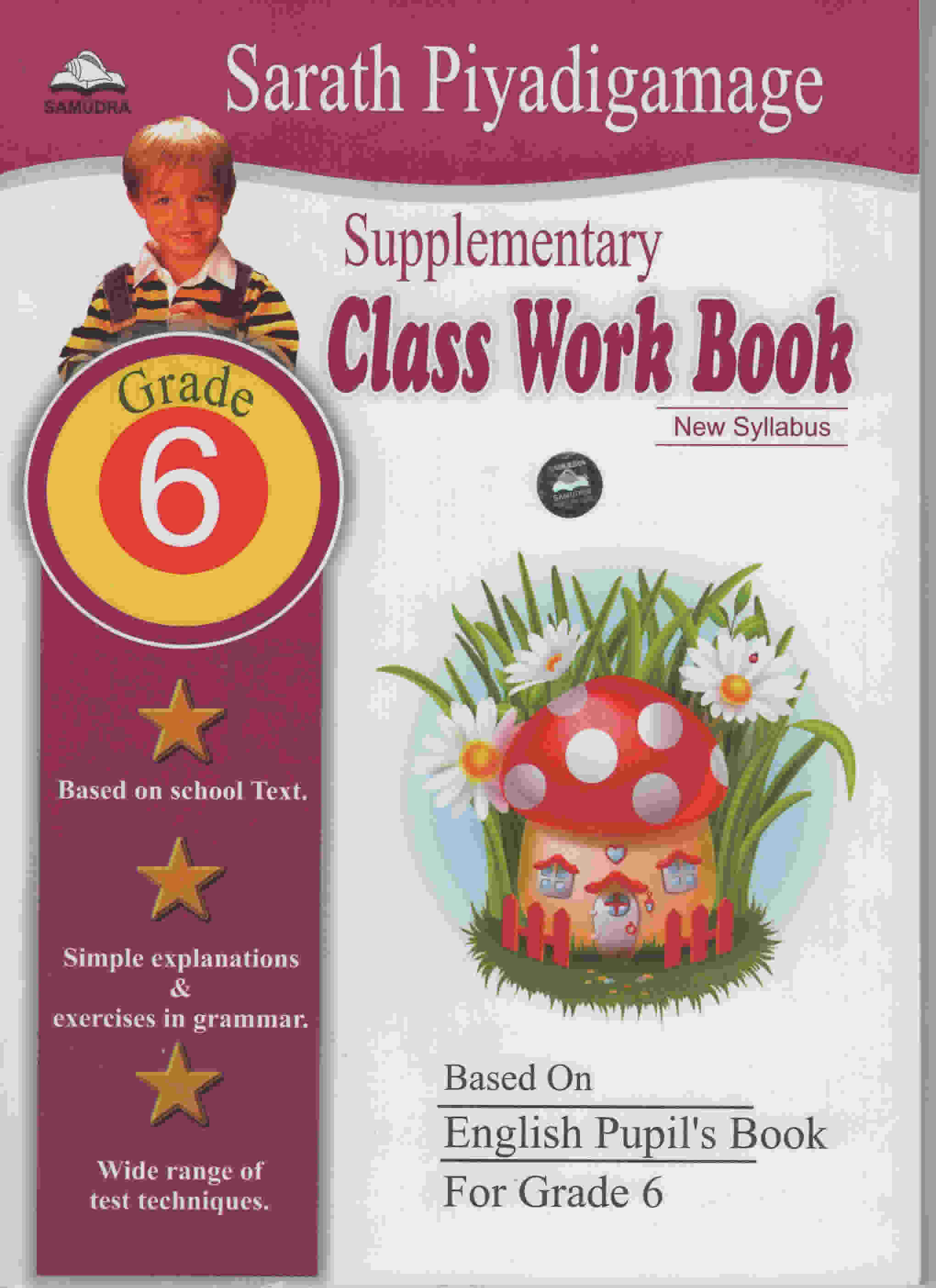 Supplementary Class Work Book