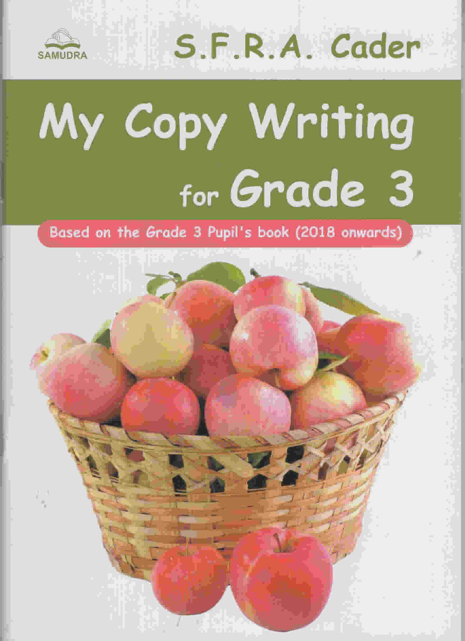 My Copy Writing for Grade 3