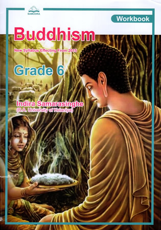 Buddhism Grade 6 Workbook