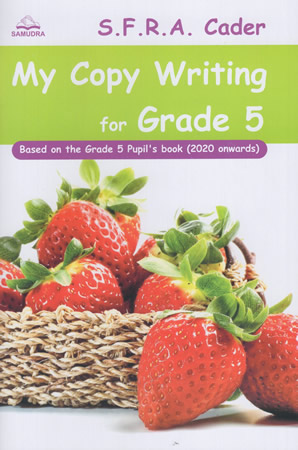 My Copy Writing For Grade 5