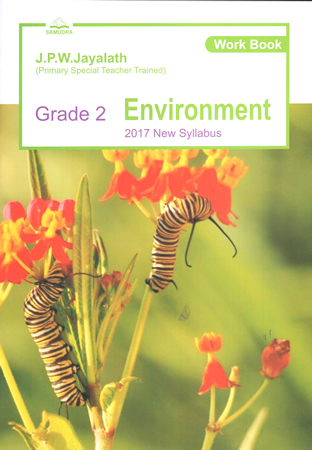 Grade 02 Environment (2017 New Syllabus)