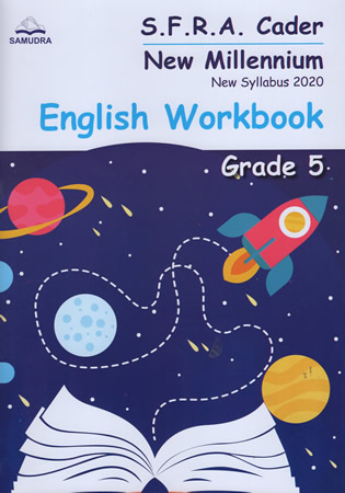 New Millennium English Workbook Grade 05 (Colour Edition)