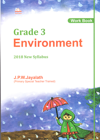 Grade 03 Environment (2018 Syllabus)