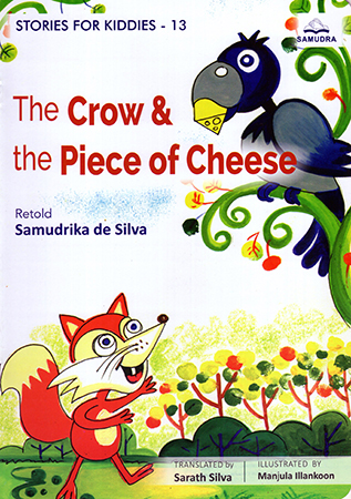 The Crow & the Piece of Cheese