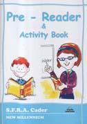 pre-reader & activity book
