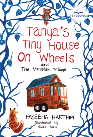 Tanya's Tiny House on Wheels & the vanished house