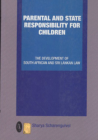 Parental And State responsibility for children