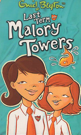 Last Term Malory Towers