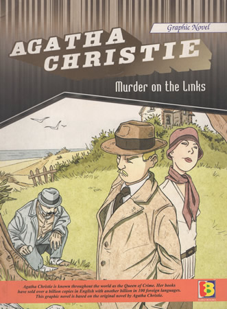 Agatha Christie : Murder on the links