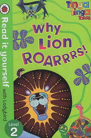 Why Lion Roarrrs !