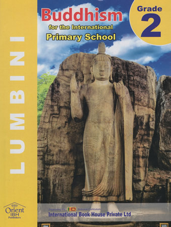 Buddhism for the international Primary School Grade 2