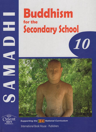 Buddhism for the secondary school Grade 10