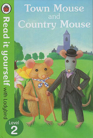Town Mouse and County Mouse