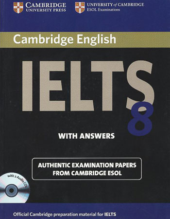 ielts with answers 8