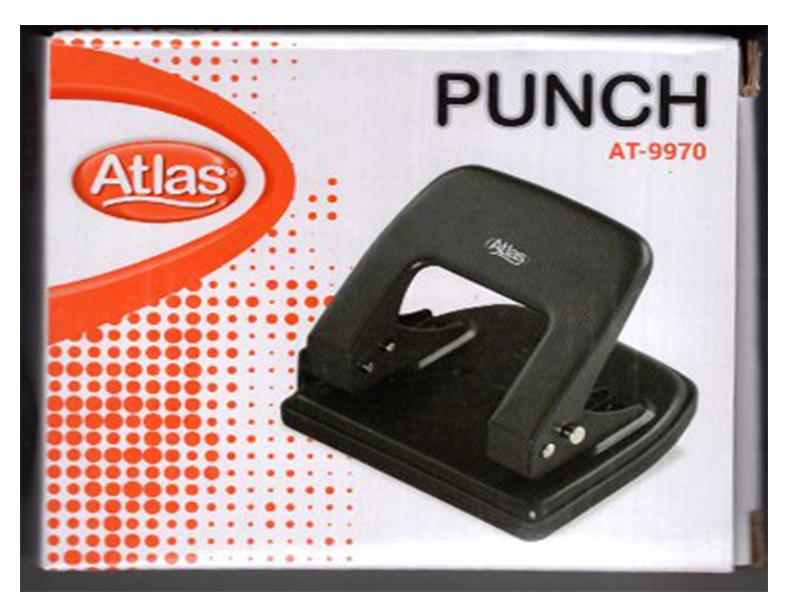 ATLAS PUNCHER - AT 9970