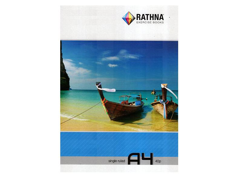 RATHNA CR BOOK 40PAGES