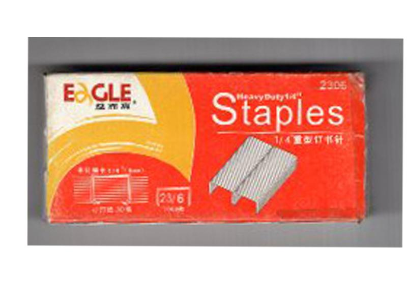EAGLE STAPLER PIN - NO. 23/6