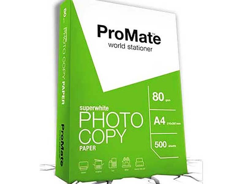 PHOTO COPY PAPERS - PROMATE 80gsm