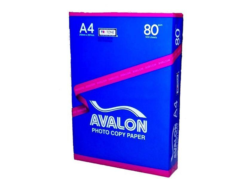 PHOTO COPY PAPERS - AVALON 80gsm (BUNDLE)