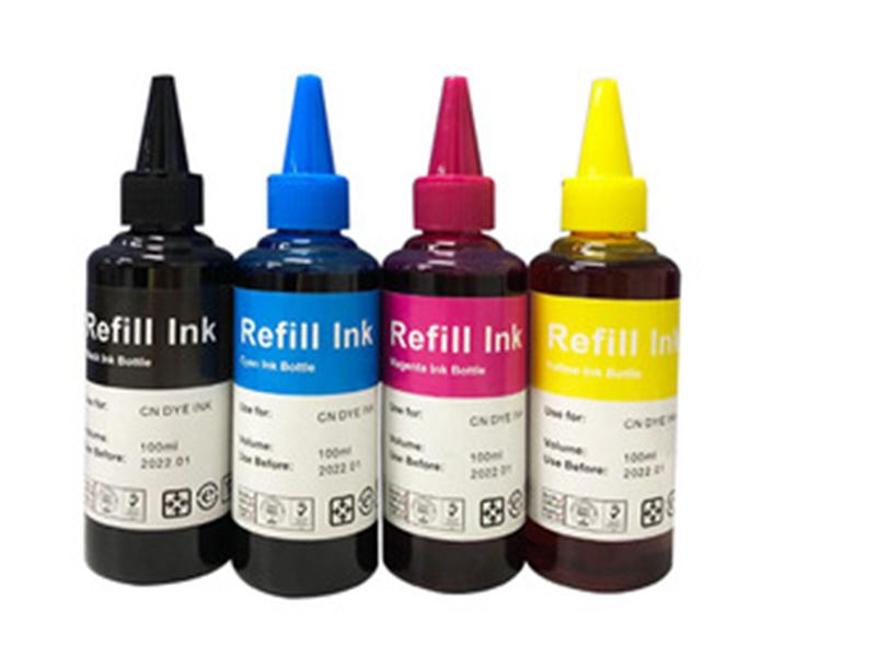 REFILL INK - CY-YL - 1 BOTTLE (YELLOW)