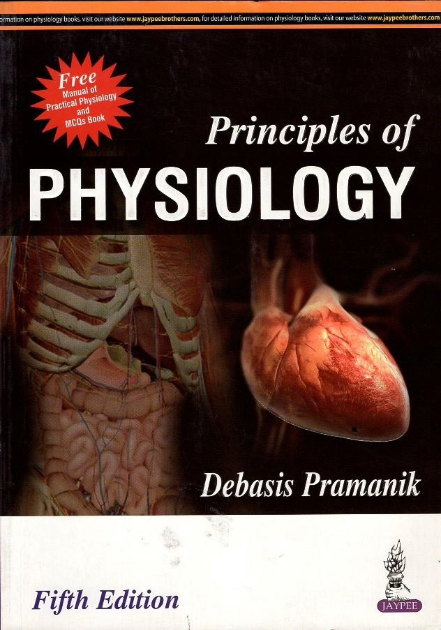PRINCIPLES OF PHYSIOLOGY ( 5 EDITION )