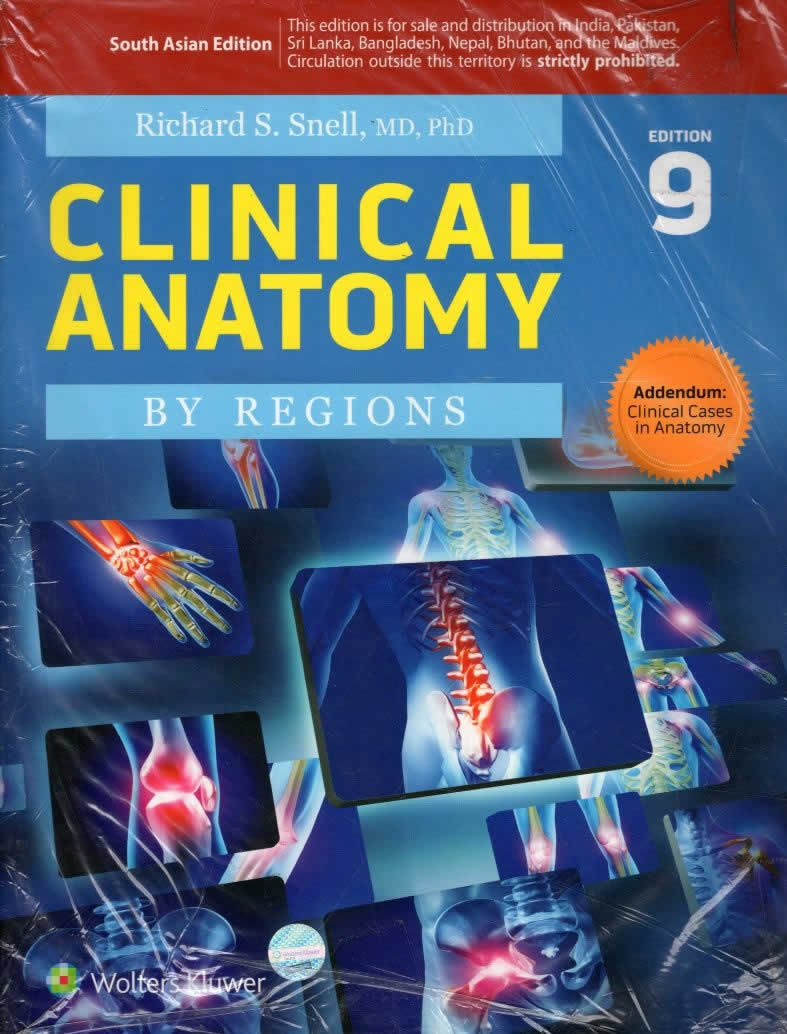 CLINICAL ANATOMY - 9 th EDITION