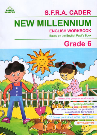 New Millennium English Workbook Grade 06