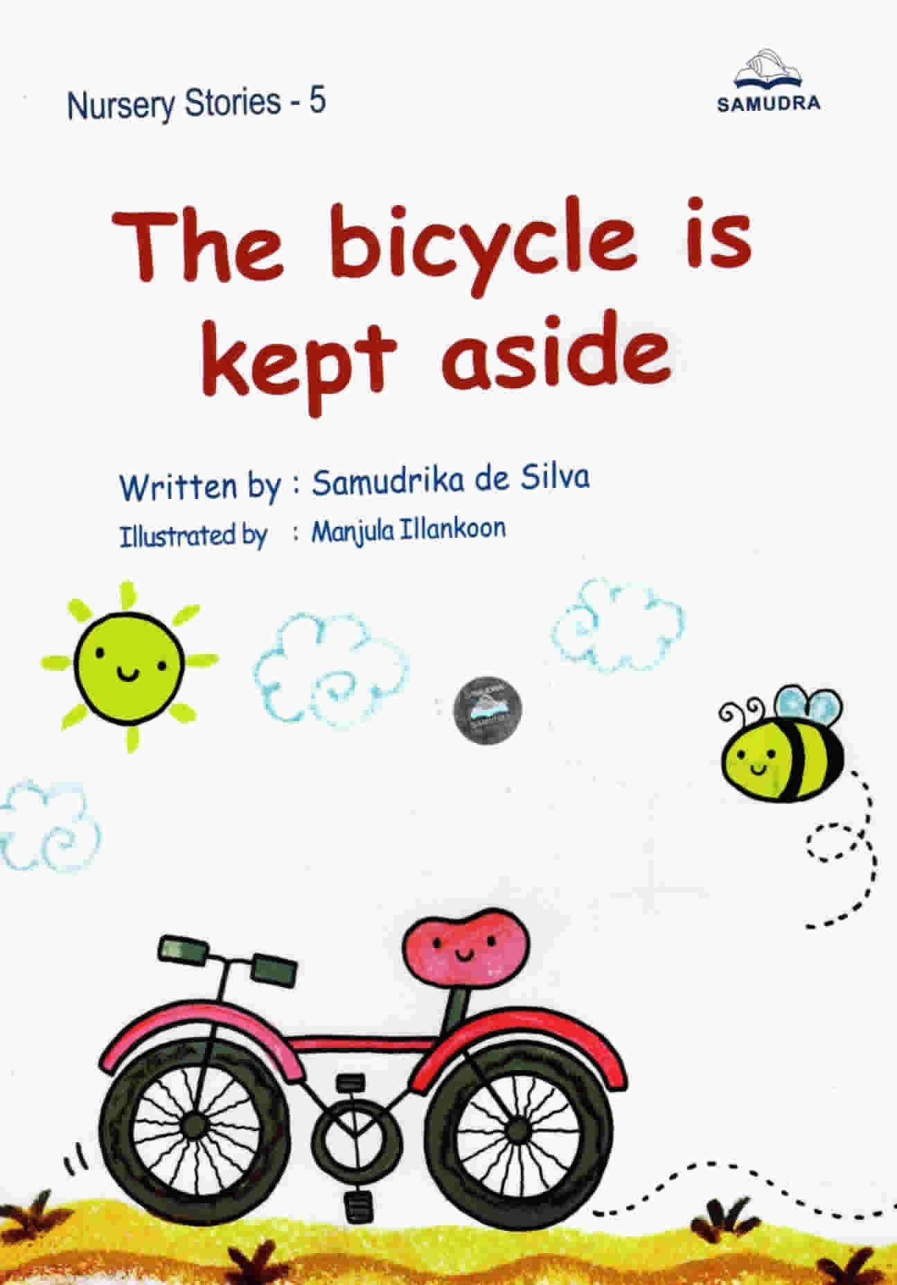 The Bicycle is kept aside