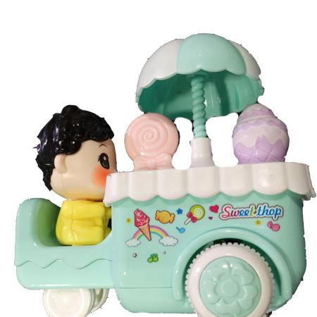 WINDUP ICE CREAM VAN