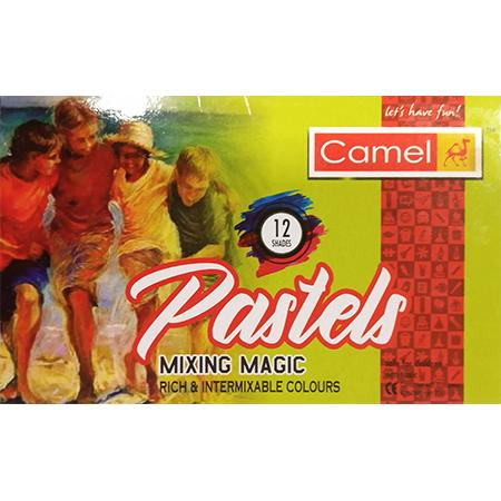 CAMEL OIL PASTELS - 12 PCS