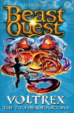 Beast Quest : Voltrex The Two Headed Octopus