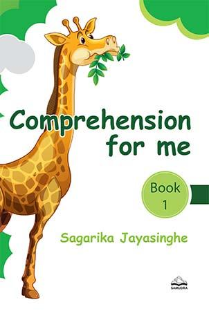 COMPREHENSION FOR ME - BOOK 1