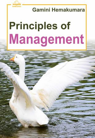 PRINCIPLES OF MANAGEMENT - SBP
