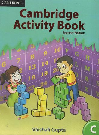 Cambridge Activity Book 2nd Edition
