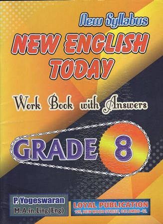 New English Today Grade 8