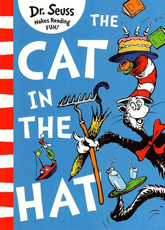 DR. SEUSS MAKES READING FUN BOOK SERIES - THE CAT IN THE HAT