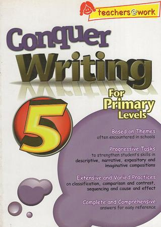 Conquer Writing : For Primary Levels