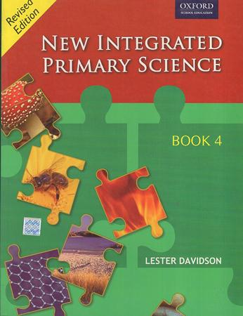 New Integrated Primary Science Book 4