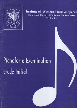 Pianoforte Examination Grade Initial